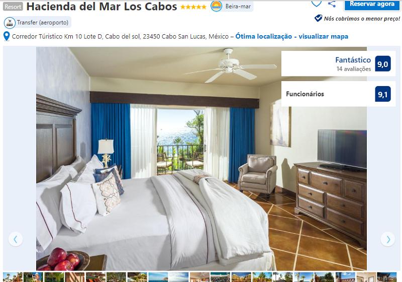 Hotel Hacienda del Mar Los Cabos
