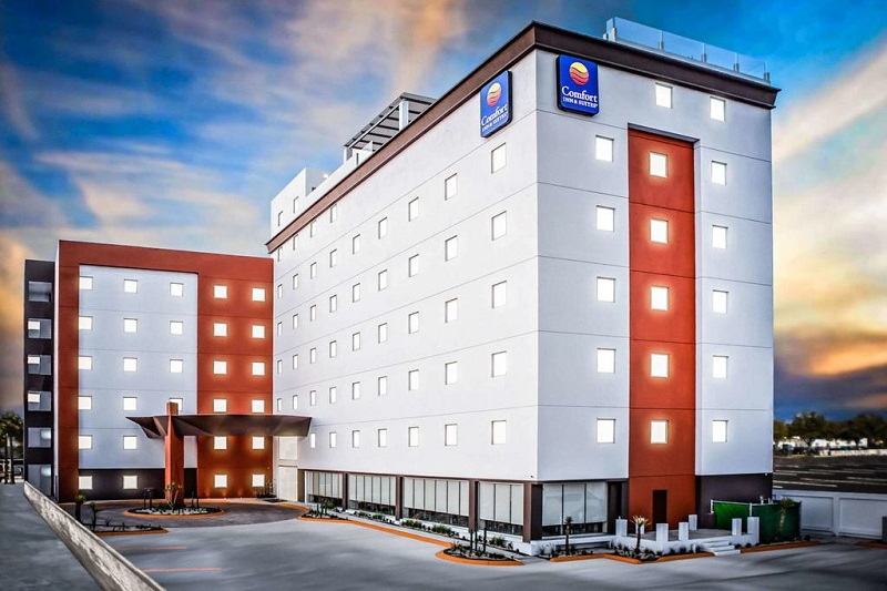 Hotel Comfort Inn & Suites em Los Cabos