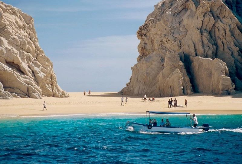 Lover's Beach em Los Cabos