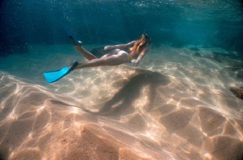 Mergulho na Playa Palmilla em Los Cabos