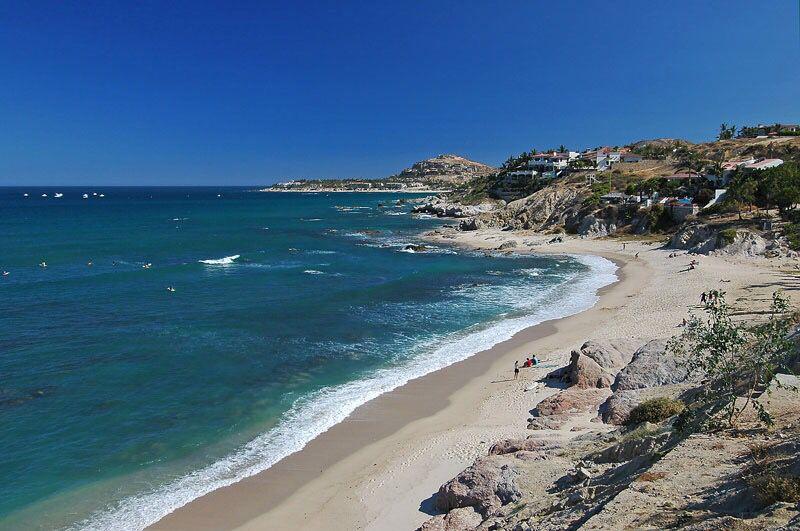 Visual da Playa Acapulquito em Los Cabos