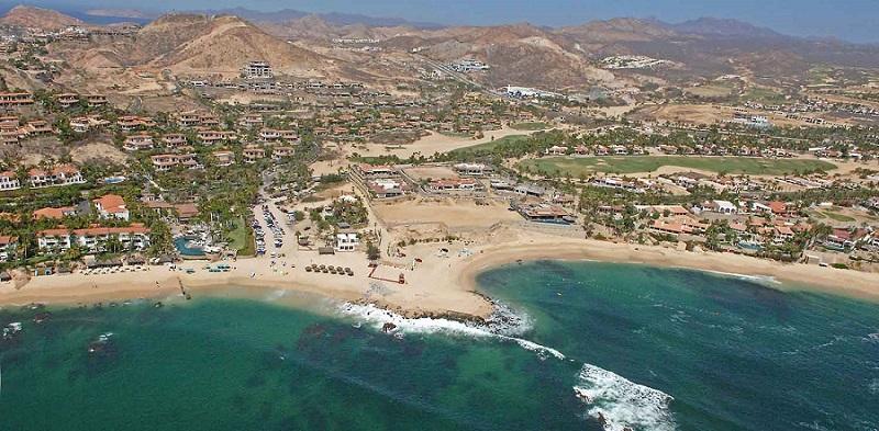 Playa Palmilla em San José del Cabo