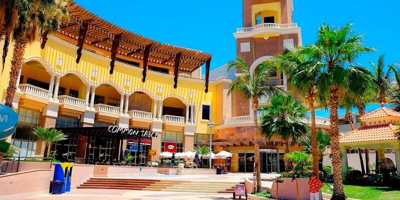 Shopping Puerto Paraiso Mall em Cabo San Lucas