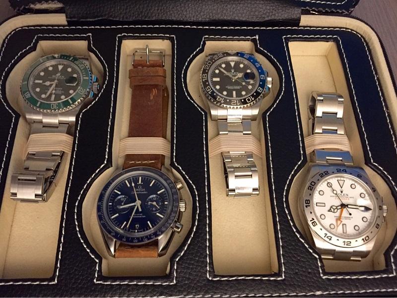 Compras de relógios em Los Cabos