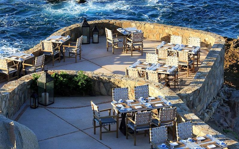 Restaurante Cocina Del Mar em Los Cabos