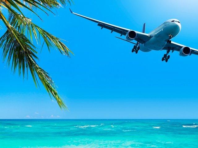 Tempo de avião até Los Cabos