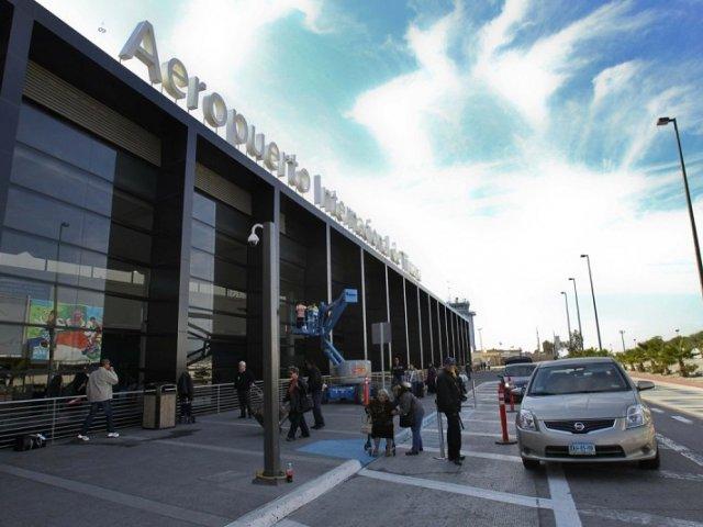 Como ir do aeroporto de Tijuana até o centro turístico