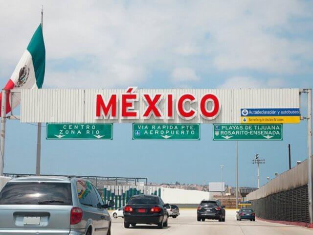 Como dirigir no México
