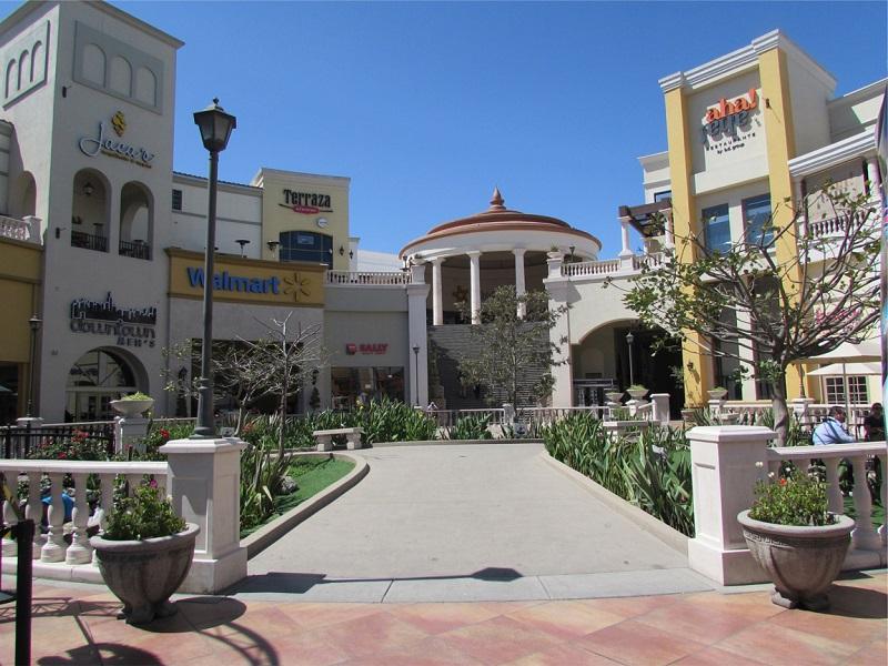 Compras no Shopping Galerías Hipodromo em Tijuana