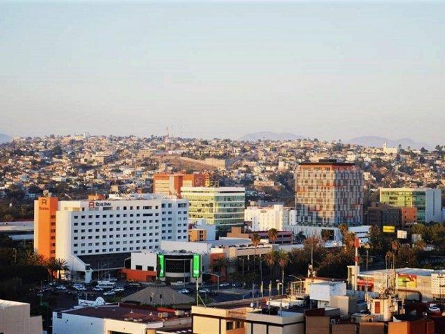 Hotéis no centro turístico em Tijuana