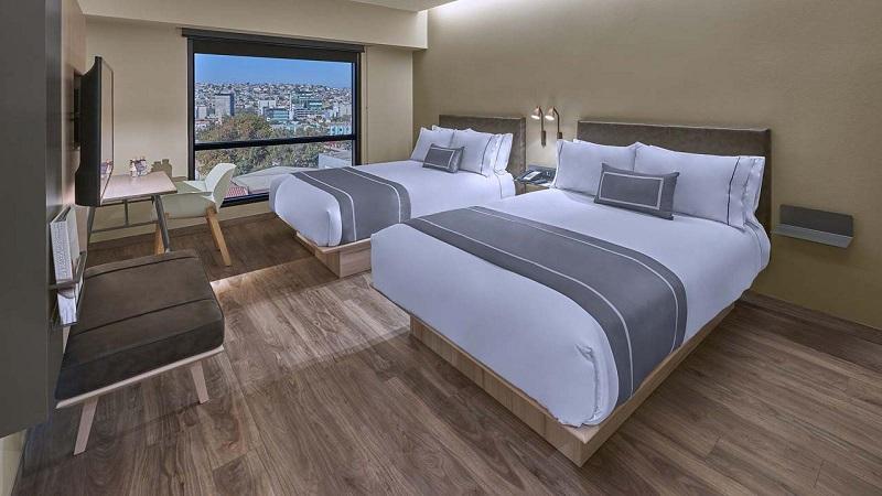 Quarto do Hotel City Express Plus Tijuana em Tijuana