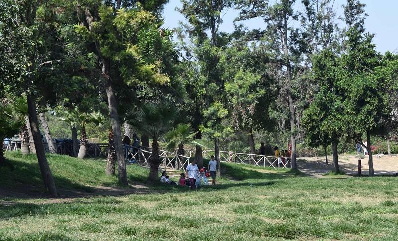 Parque Morelos de Tijuana no México