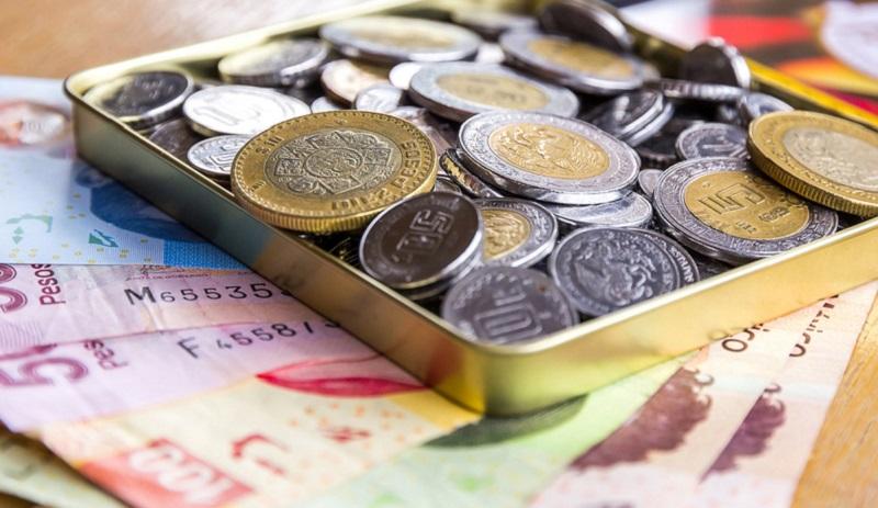 Pesos mexicanos em Tijuana