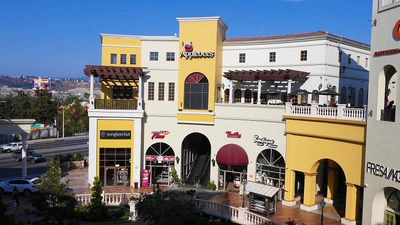 Shopping Galerías Hipodromo em Tijuana