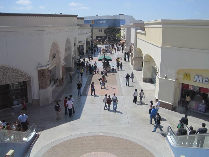 Shopping Plaza Río Tijuana no México
