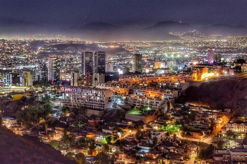 O que fazer à noite em Tijuana