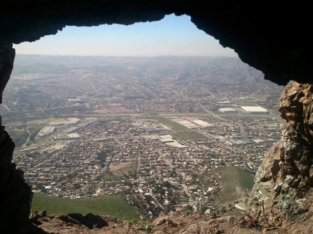 Cerro Colorado em Tijuana