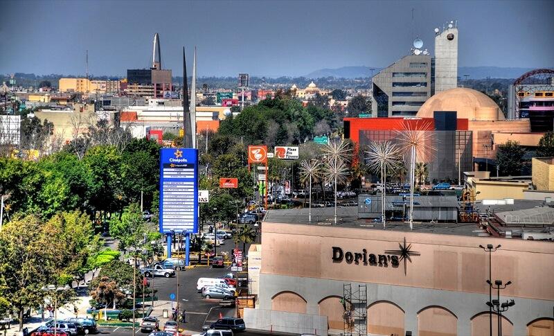 Zona Rio para ficar hospedado em Tijuana