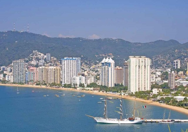 Como achar passagens muito baratas para Acapulco