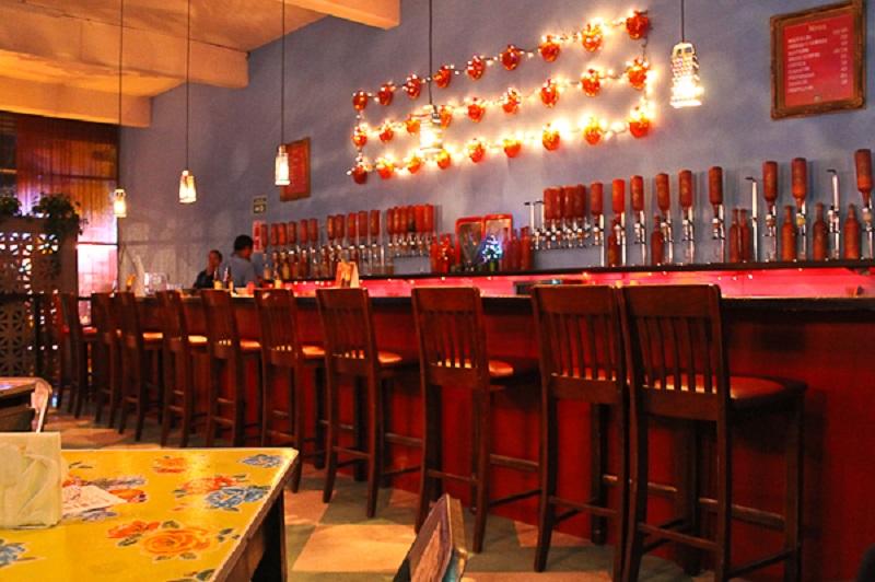 Bar La Mezcalera em Tijuana