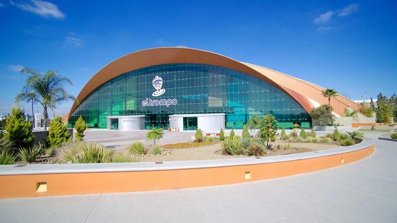 Museu El Trompo em Tijuana