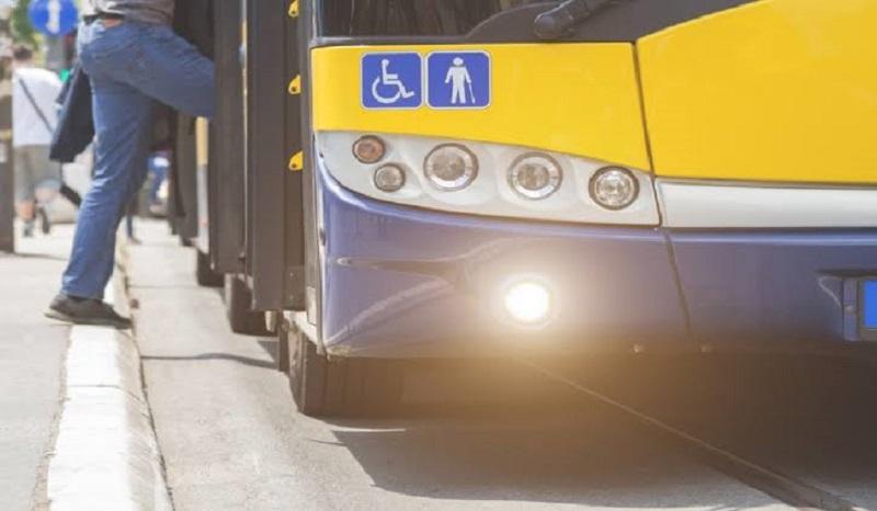 Ônibus com acessibilidade