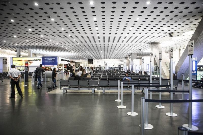 Aeroporto Benito Juarez no México