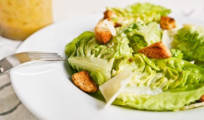 Tijuana e a salada Caesar