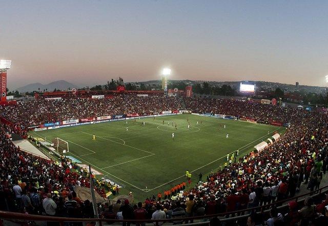Estádio Caliente em Tijuana
