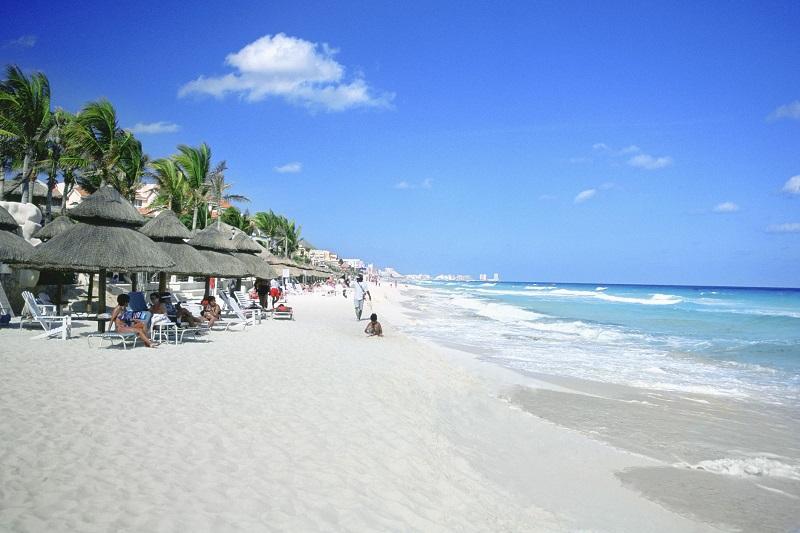 Playa Akumal em Riviera Maya