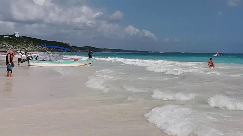 Playa Santa Fe em Tulum