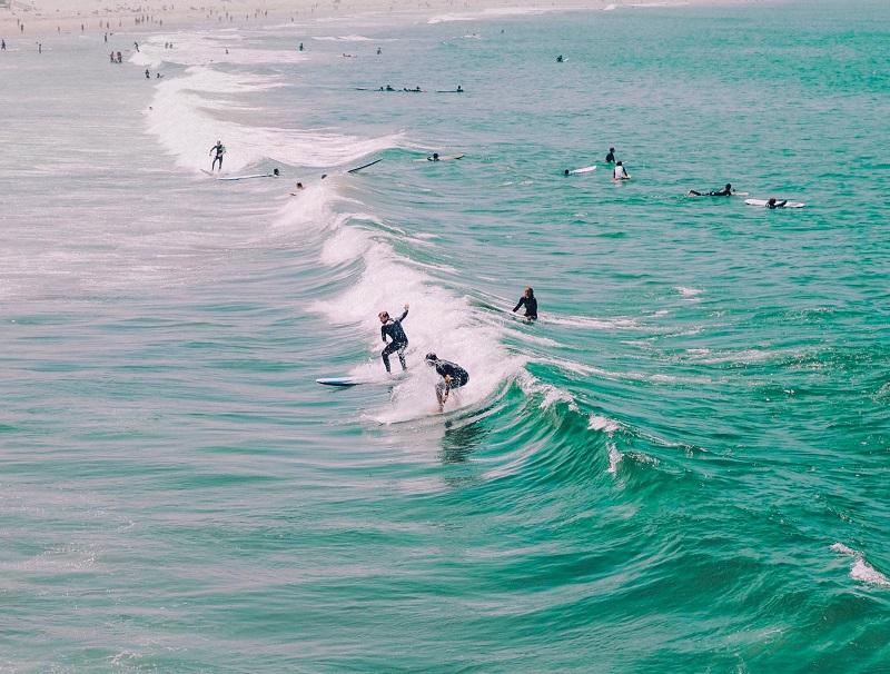 Surfe em Puerto Escondido