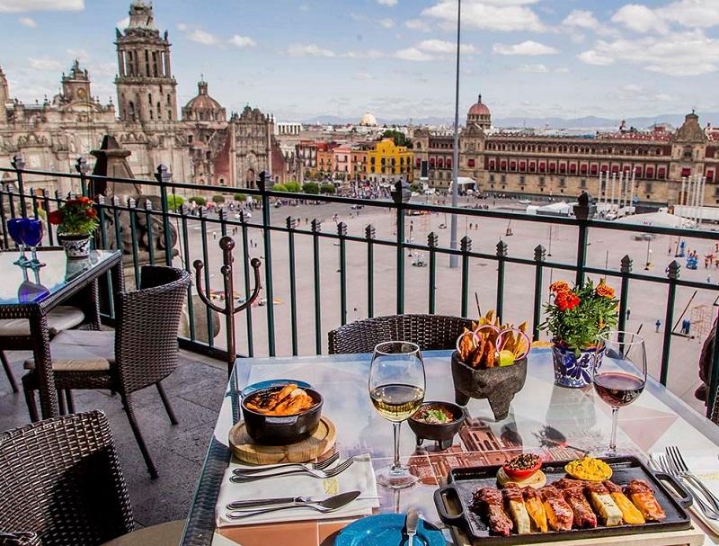 Quanto levar de dinheiro para comer na Cidade do México