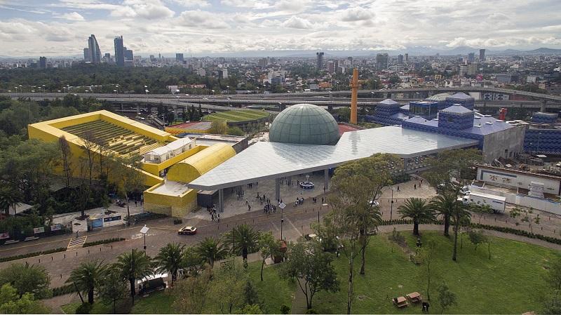 Papalote Museo del Niño na Cidade do México