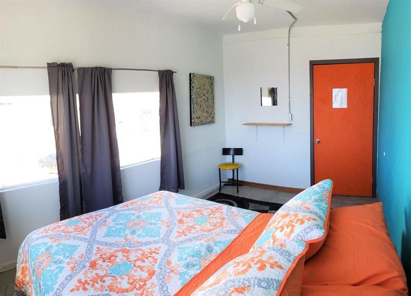 Quarto do North Hostel em Tijuana
